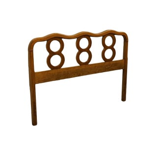 Late 20th Century Harmony House Full Size Headboard For Sale