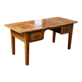 Antique French Country Writing Table Desk