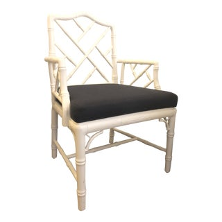 Jonathan Adler Chippendale Dining Arm Chair