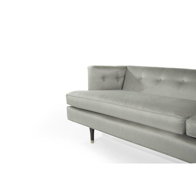Edward Wormley for Dunbar Sofa, Circa 1954 For Sale - Image 9 of 11