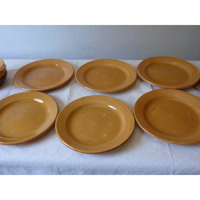 French Onion Soup Bowls - 18 Pieces For Sale - Image 4 of 6