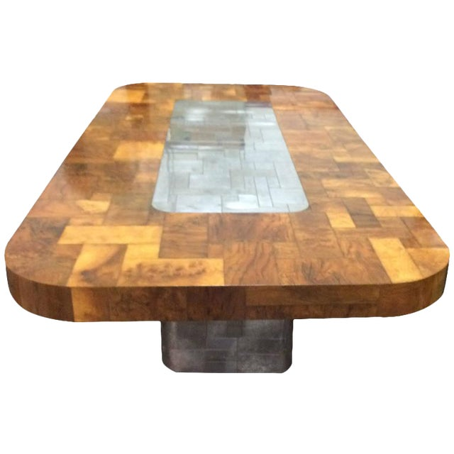 Paul Evans for Directional Cityscape Dining Table For Sale