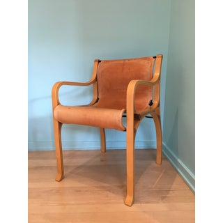 Saddle Leather 'Chair B' by Cristian Valdes Preview