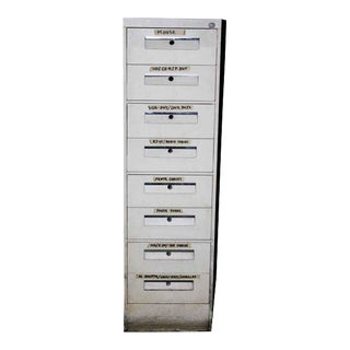 Utility File Cabinet