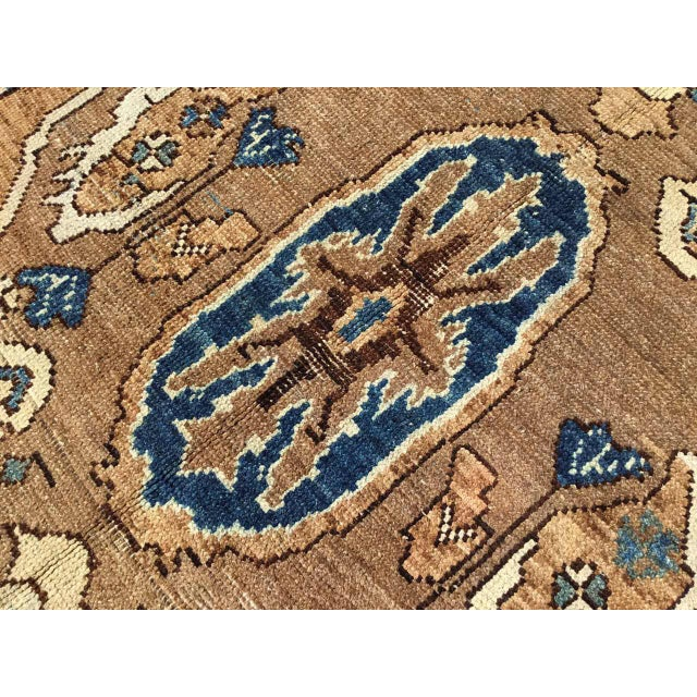 Vintage Hand Knotted Anatolian Rug For Sale - Image 4 of 12
