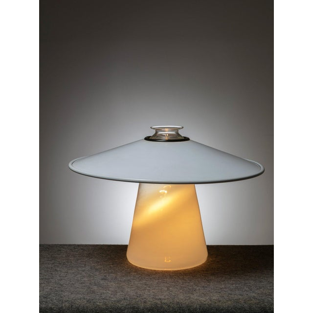 "1970s ""Alfiere"" Table Lamp by De Pas, Lomazzi and d'Urbino for Stilnovo For Sale - Image 5 of 5"