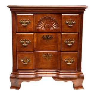 Chippendale Style Nightstand, C.1970s
