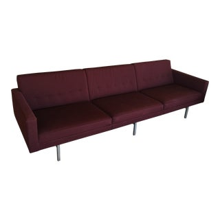 George Nelson for Herman Miller Sofa For Sale