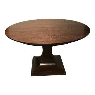 Bernhardt Haven Round Dining Table For Sale