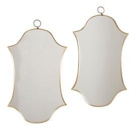 Image of Mid-Century Modern Wall Mirrors