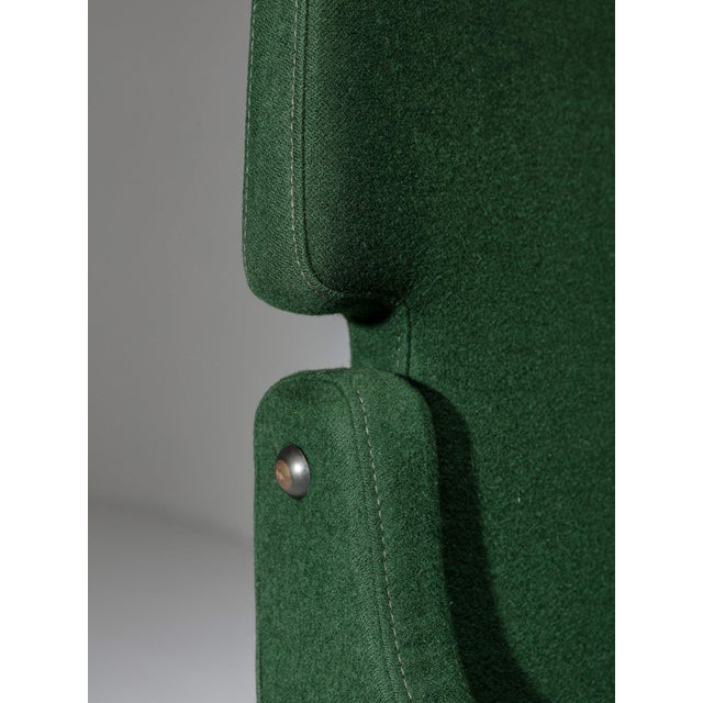 "1960s Armchair Model ""R63"" by Ignazio Gardella for Azucena For Sale - Image 5 of 8"