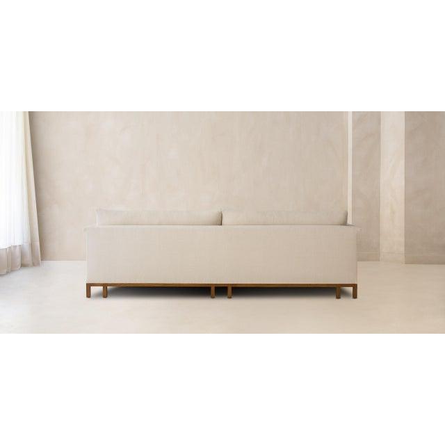 Dmitriy & Co Telmo Sofa For Sale - Image 4 of 8