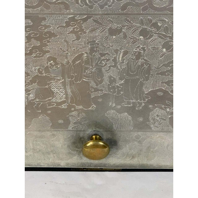 Chinese Export Cigar Humidor For Sale - Image 12 of 13