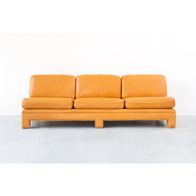 Baughman Armless Sofa - Image 2 of 11