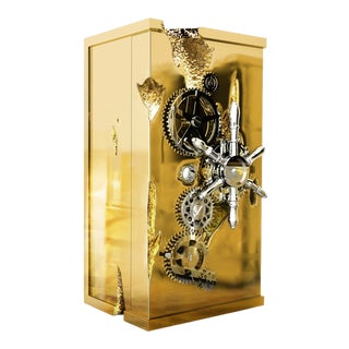 Millionaire Gold Safe From Covet Paris For Sale