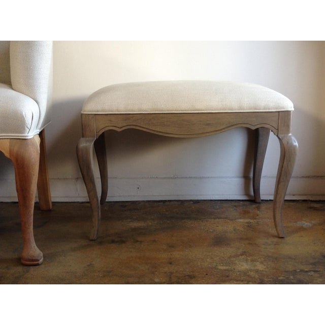 Louis XV Provincial Style Benches - Pair - Image 7 of 9