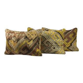 20th Century Turkish Pillows - Set of 3 For Sale