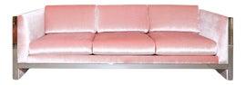 Image of Chrome Sofas