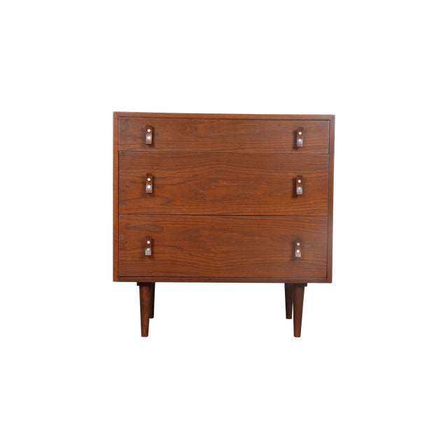 Glenn of California Walnut Chest by Stanley Young - Image 1 of 10