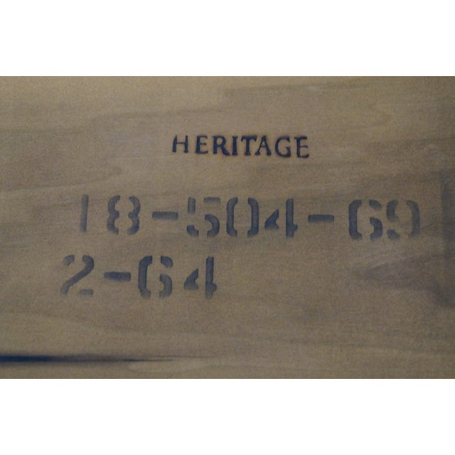 Heritage French Empire Style Coffee Table For Sale - Image 10 of 10