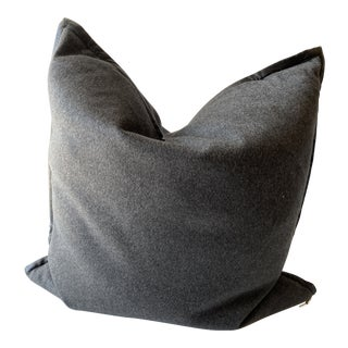 Ralph Lauren Cashmere Pillow For Sale