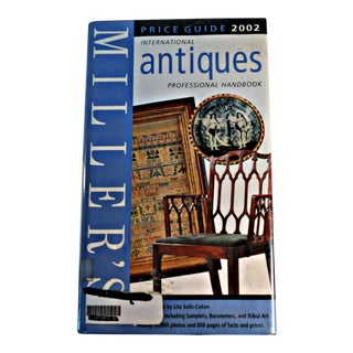 Miller Antiques Price Guide 2002 For Sale