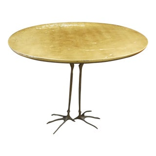 1939 Mid-Century Modern 'Traccia' Table by Meret Oppenheim For Sale