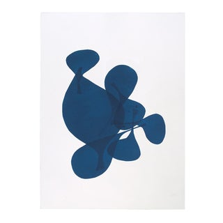 Love Letters Original Minimalist Print For Sale