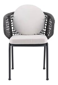 Image of Fabric Outdoor Dining Chairs