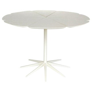1970s Mid-Century Modern Richard Schultz for the Knoll Petal Collection Petal Dining Table For Sale