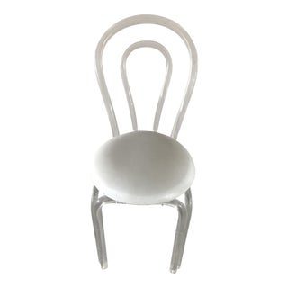 Vintage Lucite Side Chair