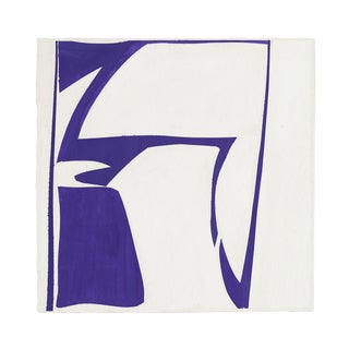 "Joanne Freeman ""Covers 13-Purple"" Painting For Sale"
