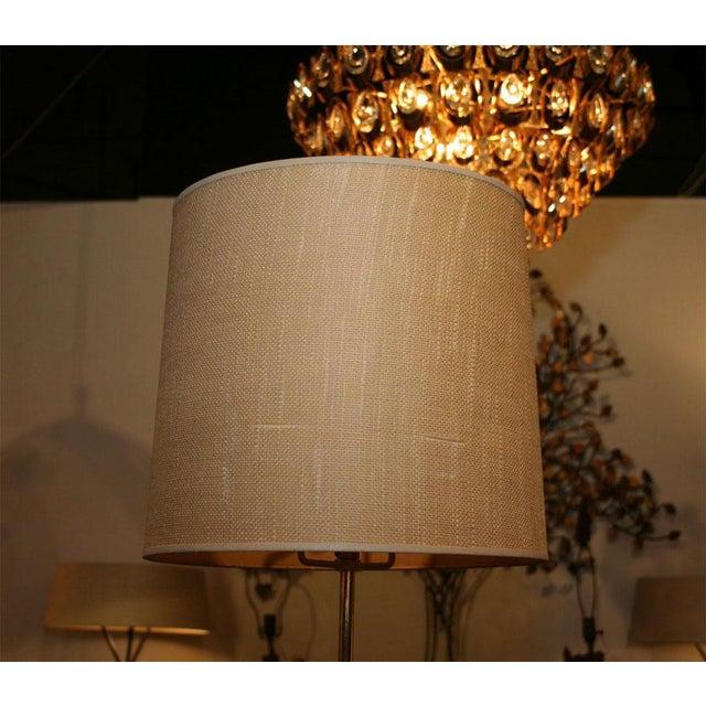 Modernist Adjustable Floor Lamp by Laurel For Sale In New York - Image 6 of 7