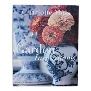 """""""Charlotte Moss: Garden Inspirations """" Coffee Table Design Book For Sale"""