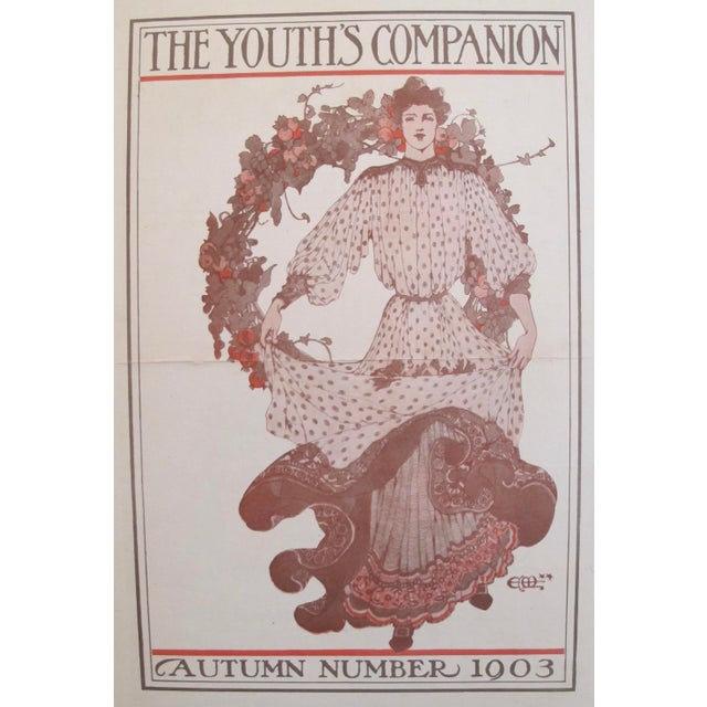 The Youth's Companion was an American children's magazine that existed - in one form or another - for over one hundred...