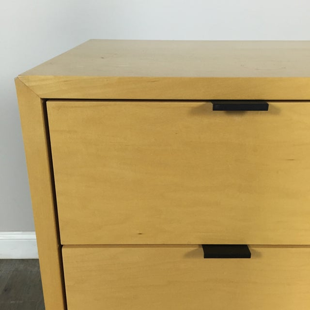 Room & Board Maple Chest of Drawers - Image 6 of 10