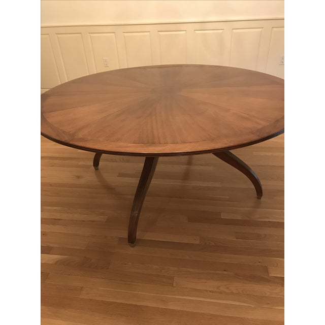 Rose Tarlow Regency Dining Table For Sale - Image 11 of 11