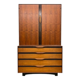 Mid Century Modern Chest of Drawers by John Kapel For Sale