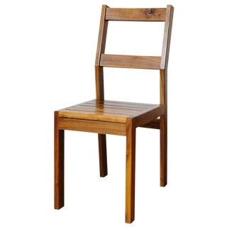 Sluyters Walnut Dining Chair For Sale