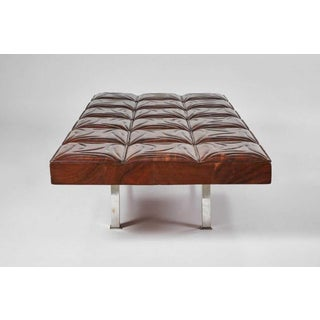 Mid-Century Modern Mahogany Gallery Bench Preview