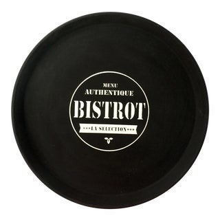 New French Bistro Tray II