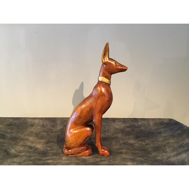 Empire Empire Style Greyhound Statue For Sale - Image 3 of 7