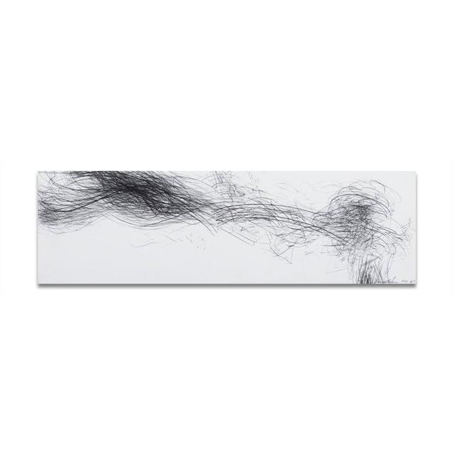 "Jaanika Peerna Jaanika Peerna ""Storm Series Horizontal 8"", Drawing For Sale - Image 4 of 4"
