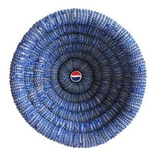 Pop Art Pepsi-Cola Bottle Cap Bowl For Sale
