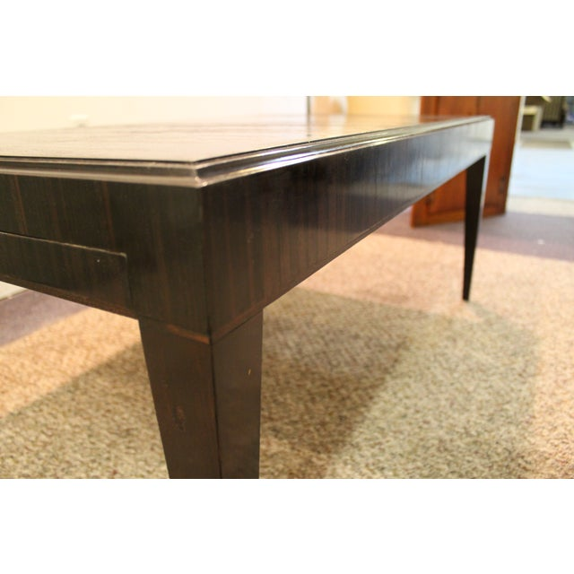 Mid Century Danish Modern Rosewood Coffee Table - Image 7 of 10