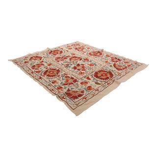 Uzbek Embroidered Textile For Sale