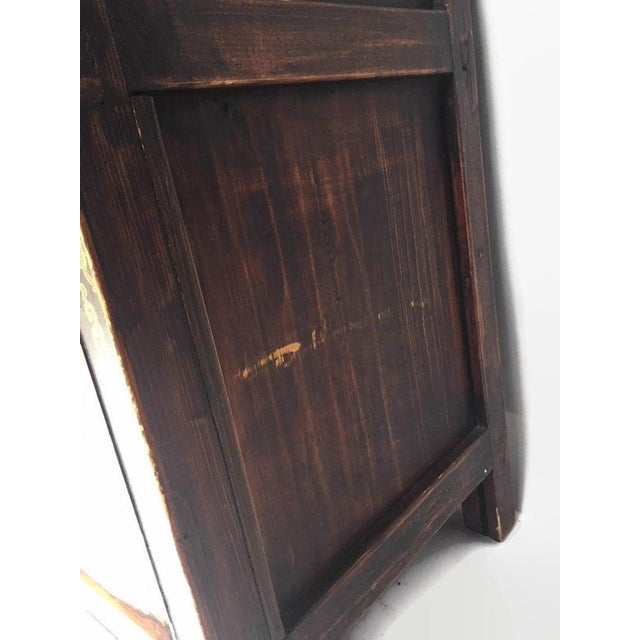 Vintage Chinese Tibetan Cabinet For Sale - Image 10 of 13