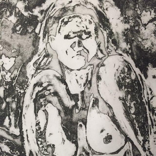 Linda Pericolo Block Print For Sale - Image 4 of 7