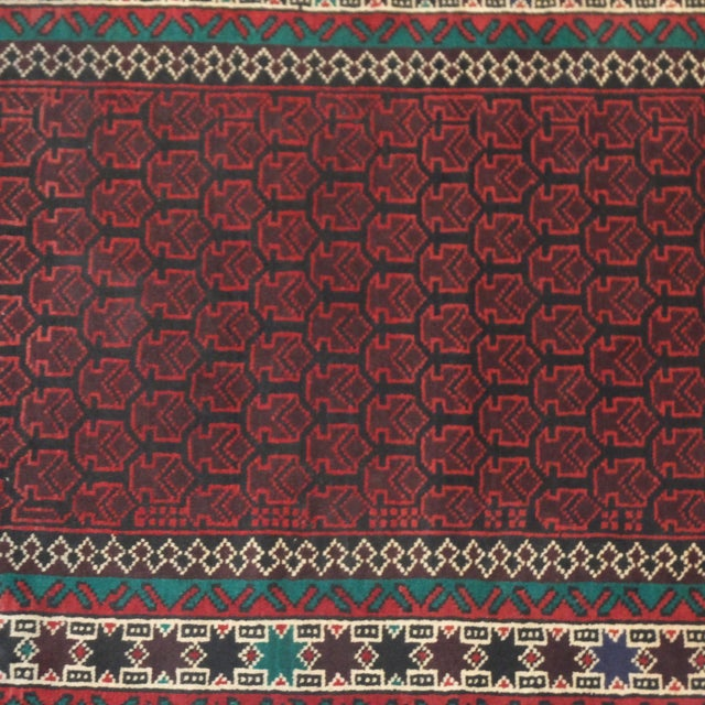 Vintage Baluch Rug - 3' x 5' - Image 3 of 5
