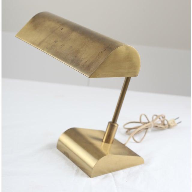Brass Pharmacy Task Lamp - Image 2 of 6